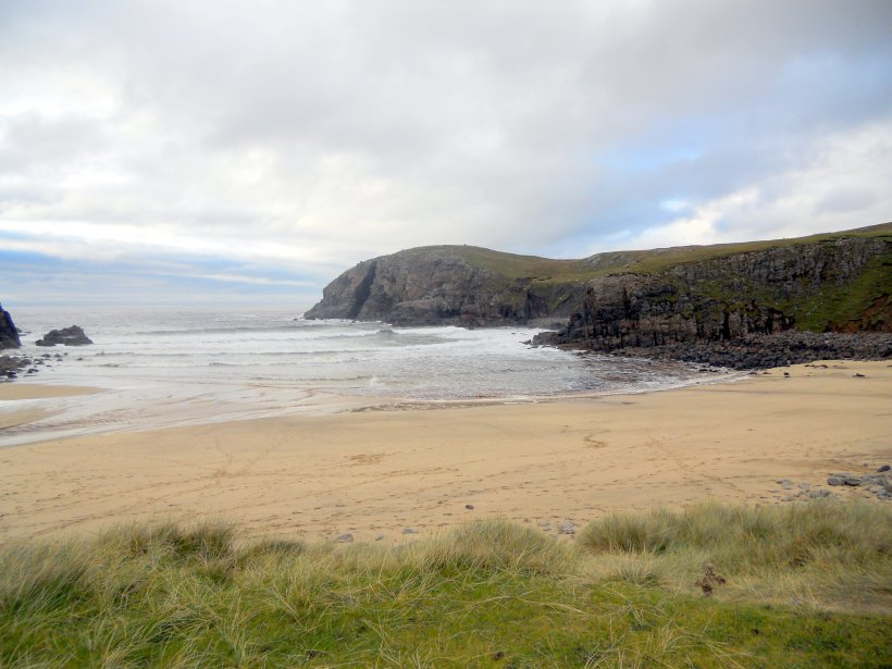 Dalbeg Beach,Isle of Lewis