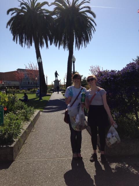 Amy and Rachel!