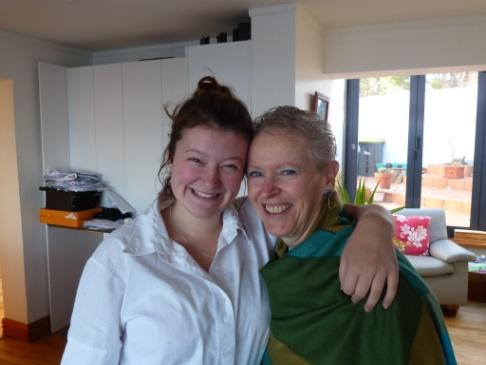Joyful Lilleet with Patti